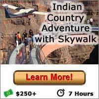 Indian Country Adventure with Skywalk
