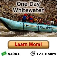 One Day Whitewater Rafting