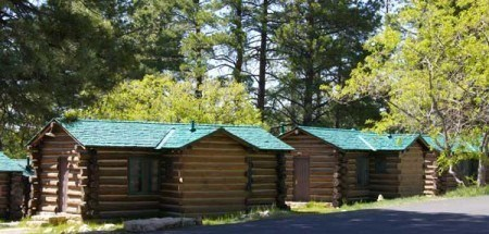 North Rim Lodging - Pioneer Cabins