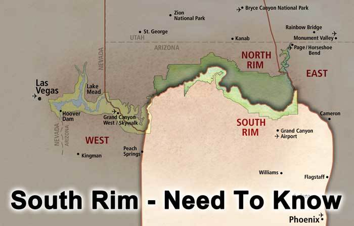 South Rim Planning Archives - GrandCanyon.com