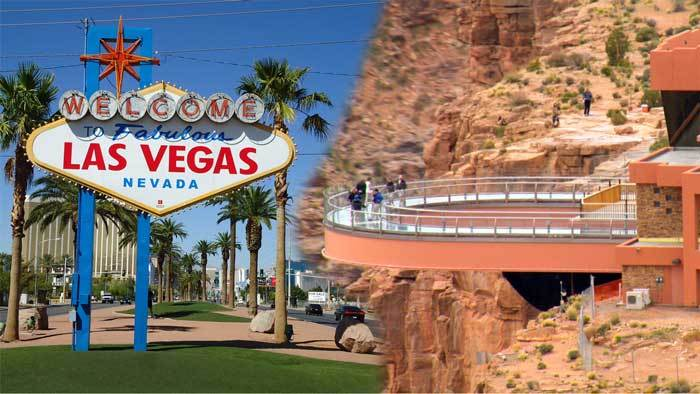 Las Vegas to Grand Canyon Skywalk
